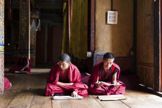 Bhutan - Reisen - Tradition